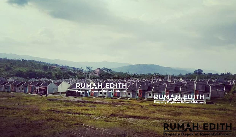 Rumah subsidi dobel dinding siap huni di leuwiliang Bogor Barat 7