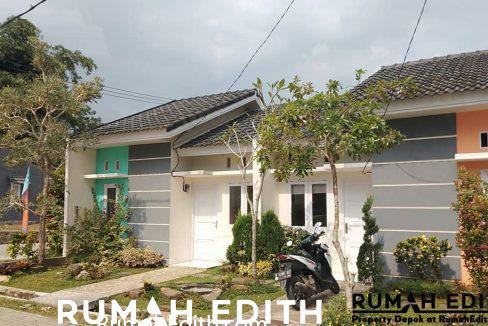 Rumah subsidi dobel dinding siap huni di leuwiliang Bogor Barat 9