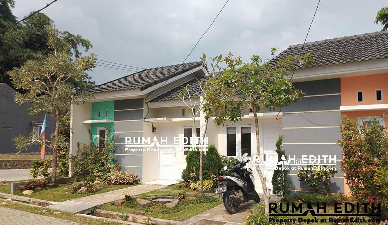 Dijual Rumah subsidi di Leuwiliang Bogor Barat 168 juta dobel dinding siap huni