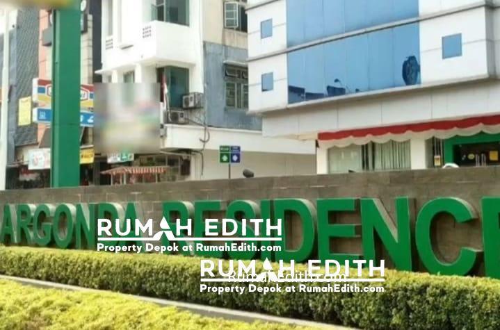 Dijual Apartemen margonda Residence Full Furnished Rp 275 juta