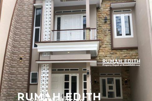 Dijual Rumah di Mampang Depok, 2 lantai dalam mini cluster 950 juta 1