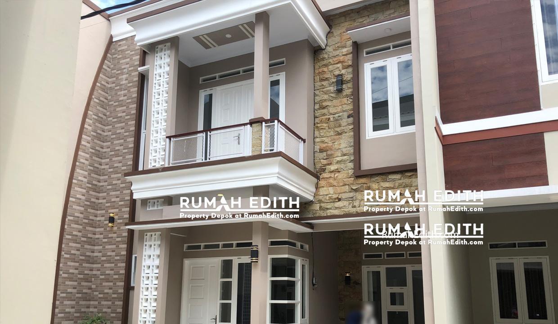 Dijual Rumah di Mampang Depok, 2 lantai dalam mini cluster 950 juta 2