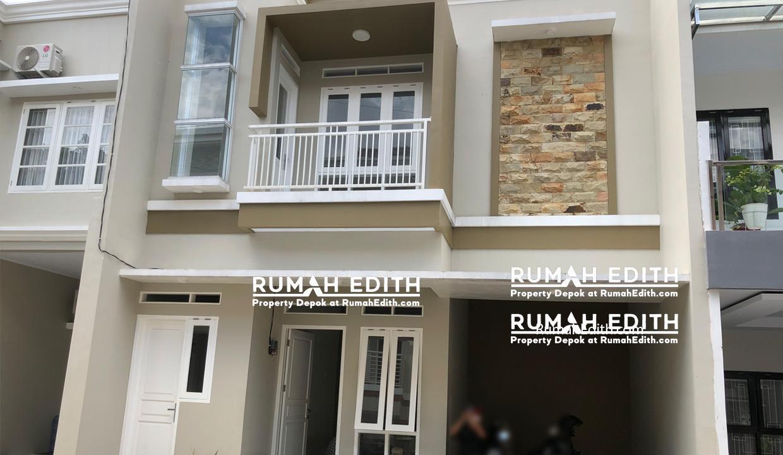 Dijual Rumah di Mampang Depok, 2 lantai dalam mini cluster 950 juta b1