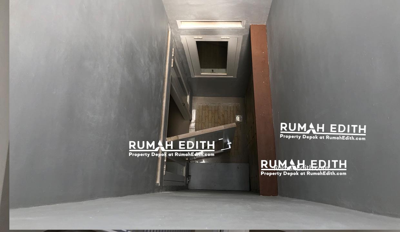 Dijual Rumah di Mampang Depok, 2 lantai dalam mini cluster 950 juta b4