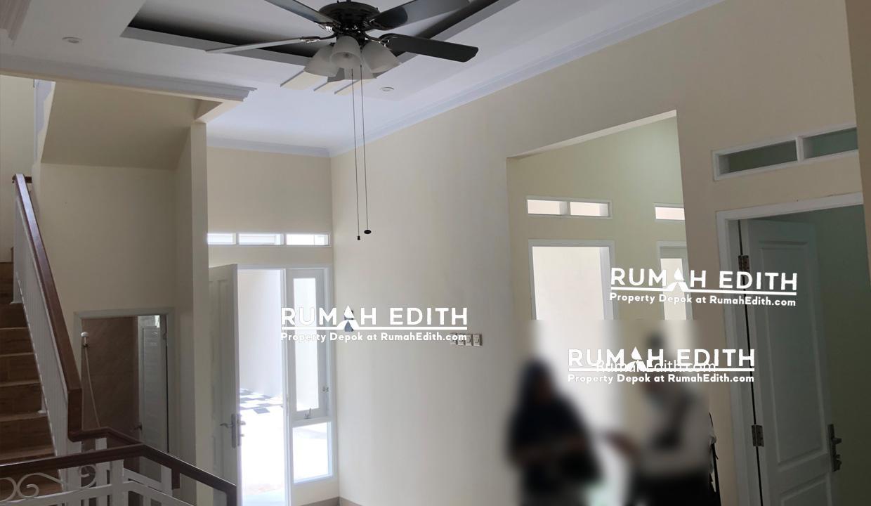 Dijual Rumah di Mampang Depok, 2 lantai dalam mini cluster 950 juta b8