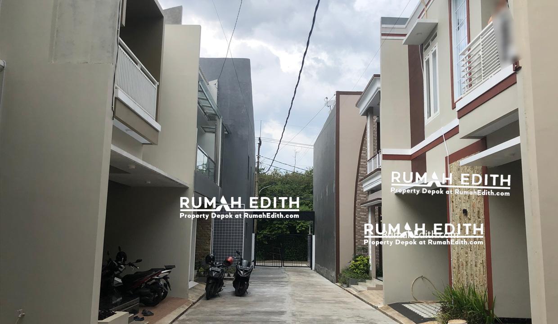 Dijual Rumah di Mampang Depok, 2 lantai dalam mini cluster 950 juta b9