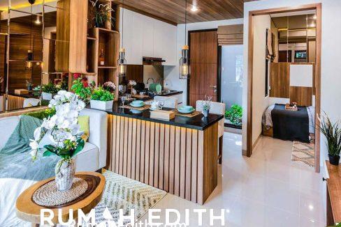 Rumah nuansa BALI cuma 700 Jutaan di dekat Serpong Tangerang 12