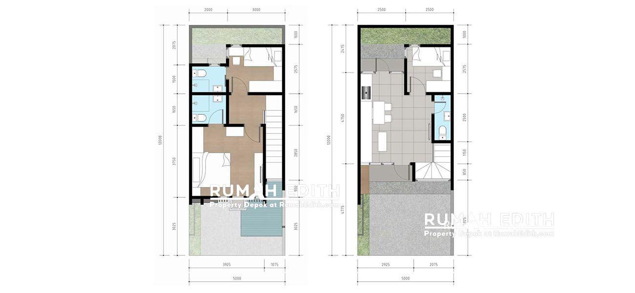 Denah Type Haus