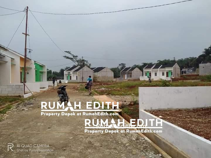 perumahan syariah di kawasan strategis Kalisuren Bogor mulai 300 9