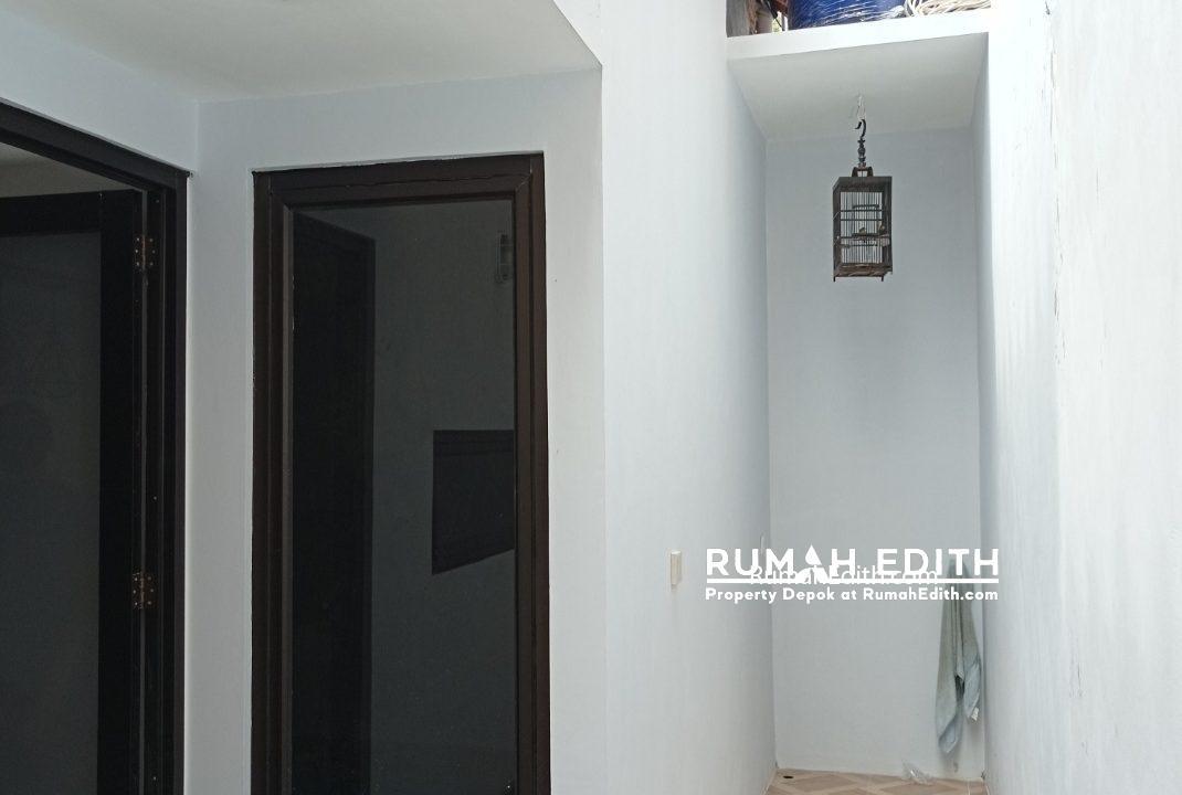 rumah edith - Cluster Murah di Pancoranmas Depok Dalam Perumahan Dekat Pintu Tol Sawangan 10