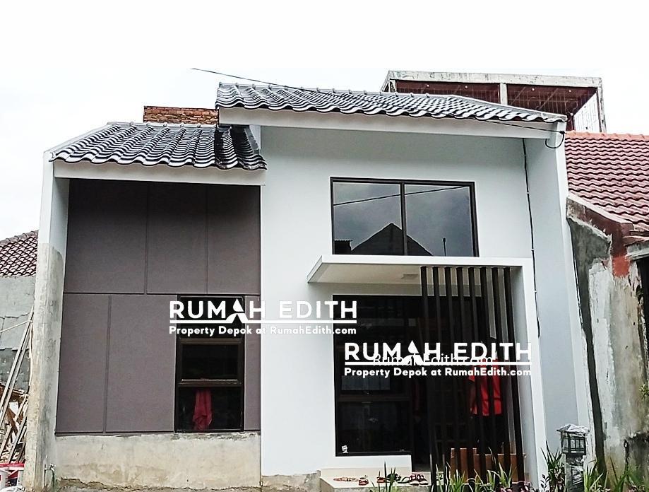 rumah edith - Cluster Murah di Pancoranmas Depok Dalam Perumahan Dekat Pintu Tol Sawangan 12