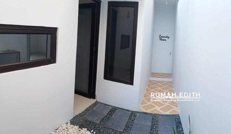 rumah edith - Cluster Murah di Pancoranmas Depok Dalam Perumahan Dekat Pintu Tol Sawangan 13