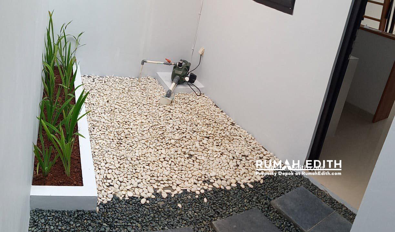rumah edith - Cluster Murah di Pancoranmas Depok Dalam Perumahan Dekat Pintu Tol Sawangan 17