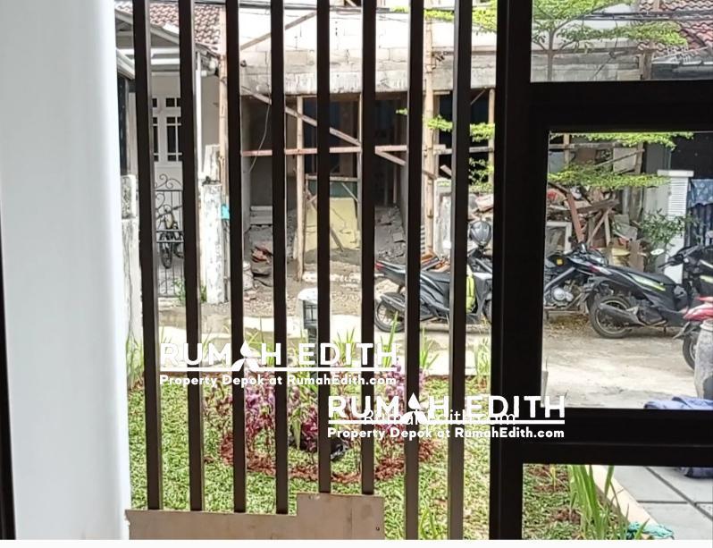 rumah edith - Cluster Murah di Pancoranmas Depok Dalam Perumahan Dekat Pintu Tol Sawangan 2