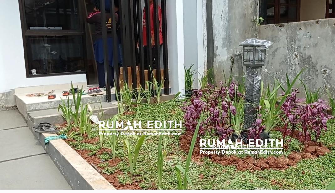 rumah edith - Cluster Murah di Pancoranmas Depok Dalam Perumahan Dekat Pintu Tol Sawangan 4