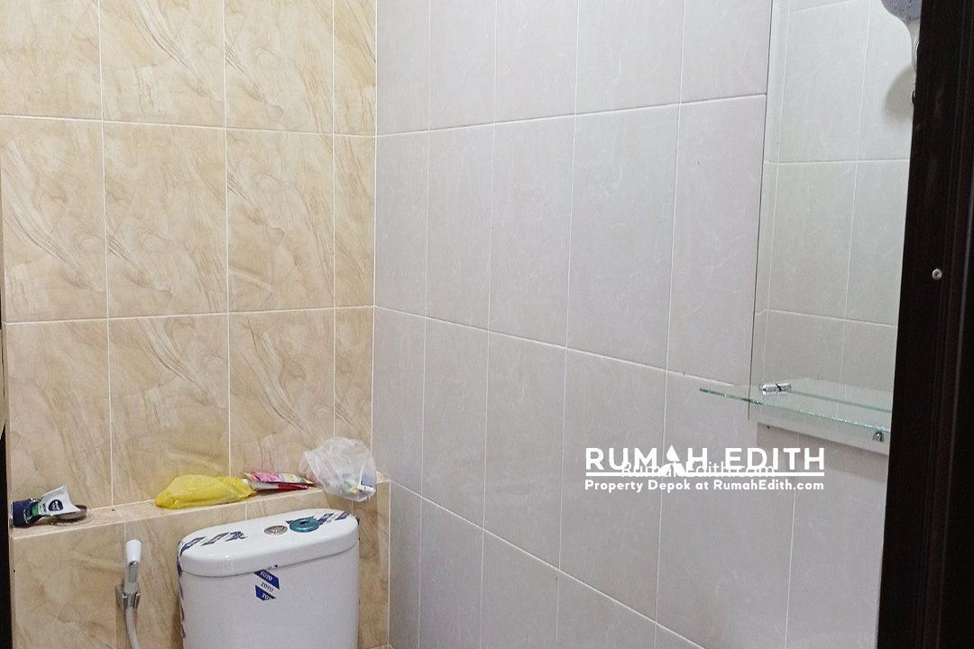 rumah edith - Cluster Murah di Pancoranmas Depok Dalam Perumahan Dekat Pintu Tol Sawangan 8