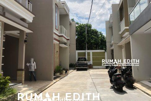 Dijual Rumah di Mampang Depok, 2 lantai dalam mini cluster 950 juta x1