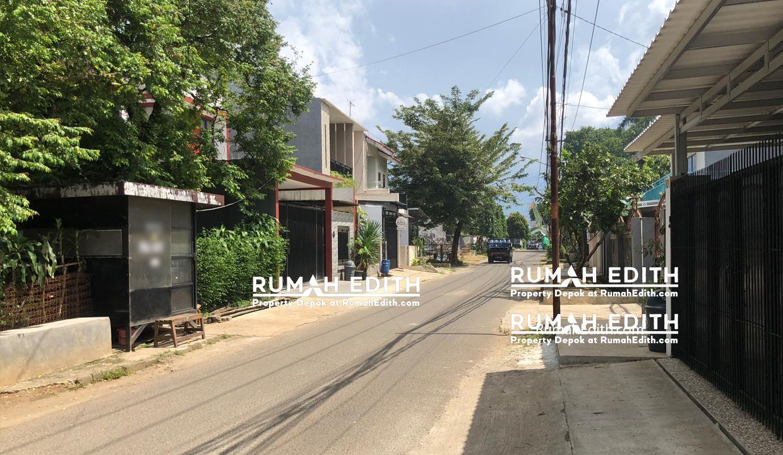 Dijual Rumah di Mampang Depok, 2 lantai dalam mini cluster 950 juta x2