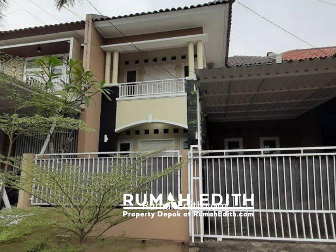 Rumah second 2 lt 2,1 M dalam perumahan di Pancoran Mas Depok