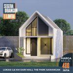 Dijual Cluster Cantik di Cinangka Sawangan, 480 Jutaan rumah edith