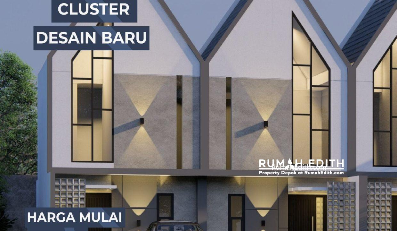 Dijual Cluster Cantik di Cinangka Sawangan, 480 Jutaan rumah edith 5