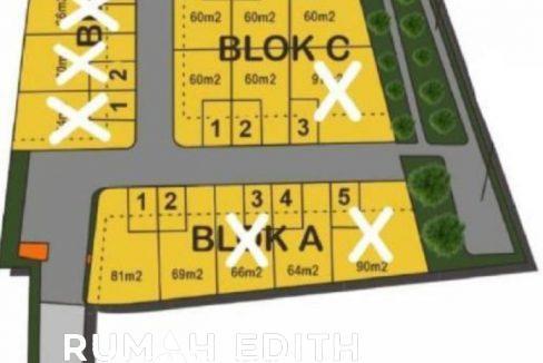 Dijual Cluster Exclusive Di Margonda Depok Murah Dan Bebas Banjir rumah edith 5