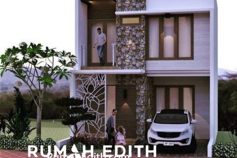 Dijual Cluster Exclusive Di Margonda Depok Murah Dan Bebas Banjir rumah edith 6