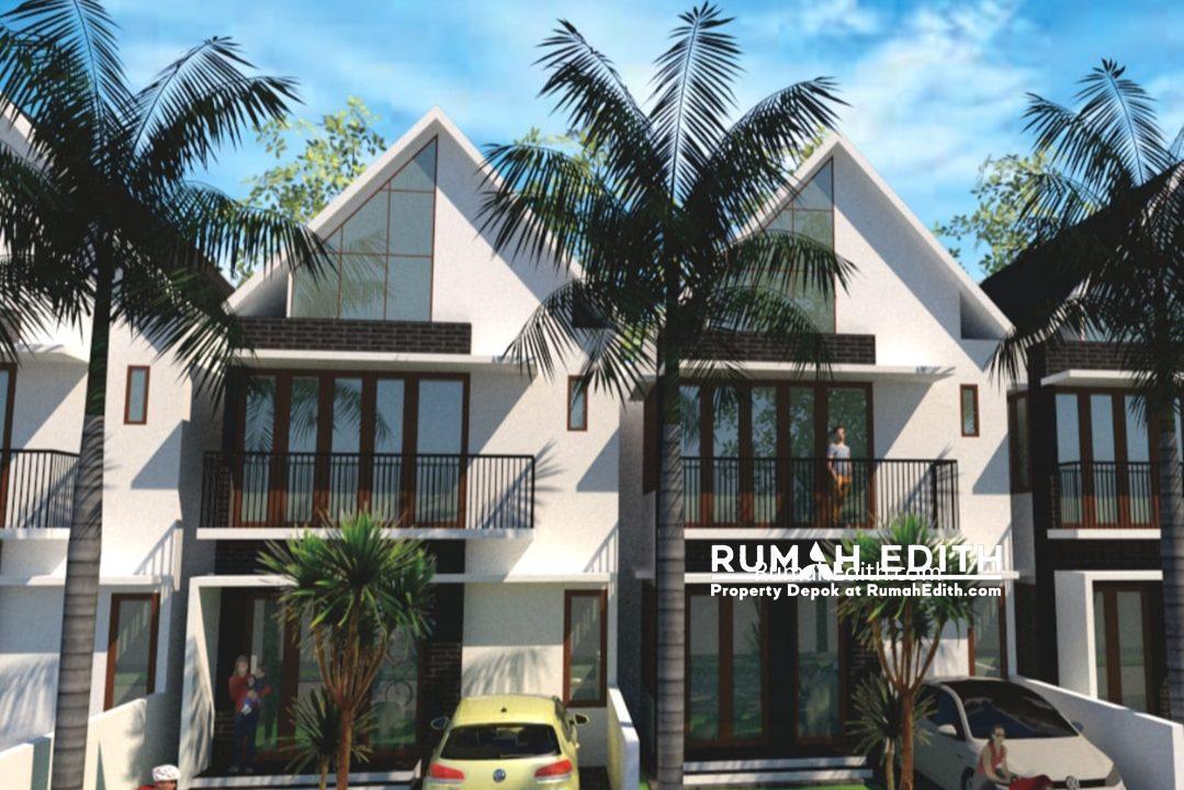 Dijual Cluster di Dramaga Bogor, Dekat Kampus IPB, Harga Promo Rp 283 juta rumah edith 1
