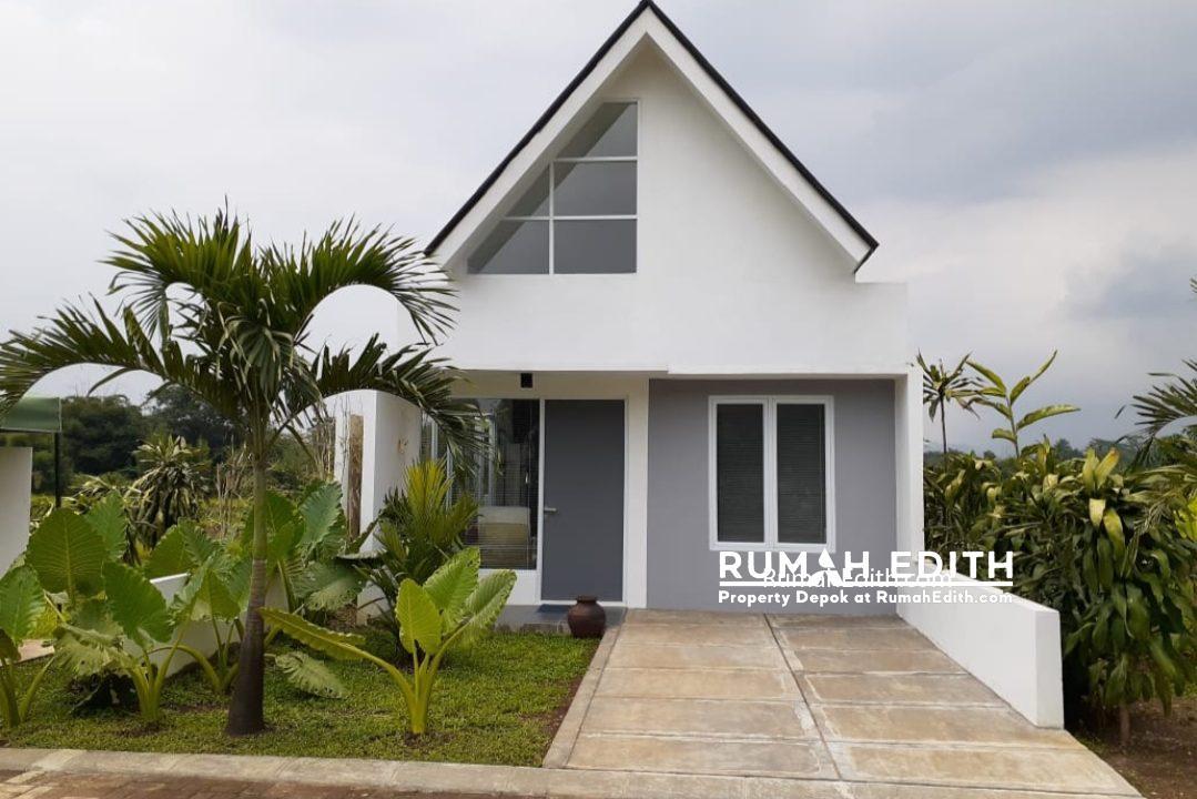 Dijual Cluster di Dramaga Bogor, Dekat Kampus IPB, Harga Promo Rp 283 juta rumah edith 7