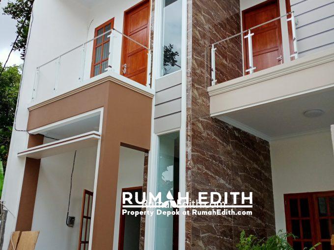 Dijual New Cluster 2 Lantai Di Jalan Benda Ciganjur Jagakarsa Jakarta Selatan, 1.65 M