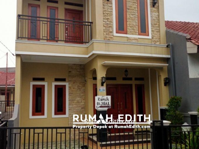 Dijual Rumah 2 Lantai di Pancoran Mas, Siap Huni 950 Juta rumah edith