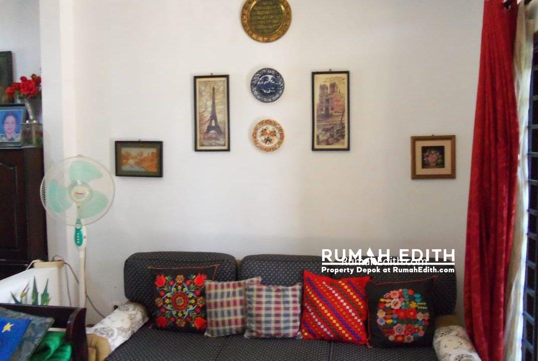 Dijual Rumah Di Graha Cinere Limo Depok, 2 lantai jual Murah Siap Huni rumah edith 1