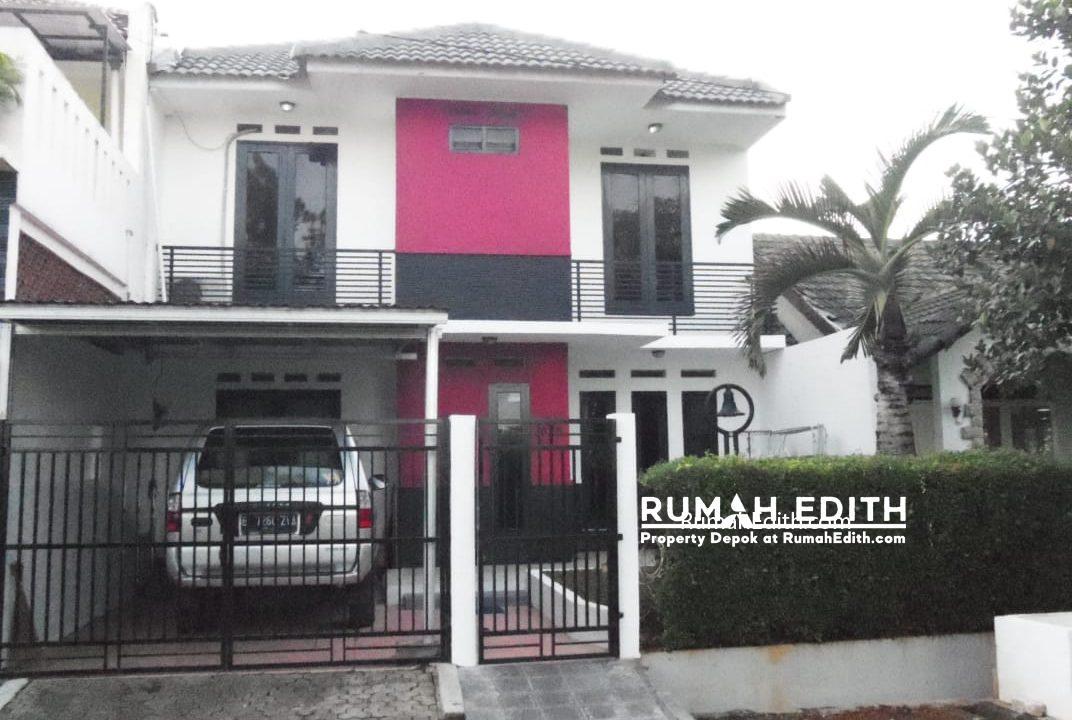 Dijual Rumah Di Graha Cinere Limo Depok, 2 lantai jual Murah Siap Huni rumah edith 2