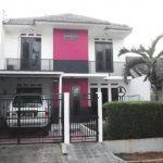 Dijual Rumah Second Di Graha Cinere Limo Depok, 2 lantai jual Murah Siap Huni