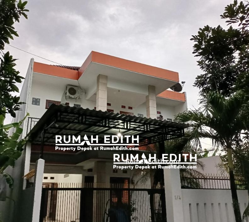 Dijual Rumah Full Furnished dalam komplek perumahan Kavling DPRD rumah edith 1