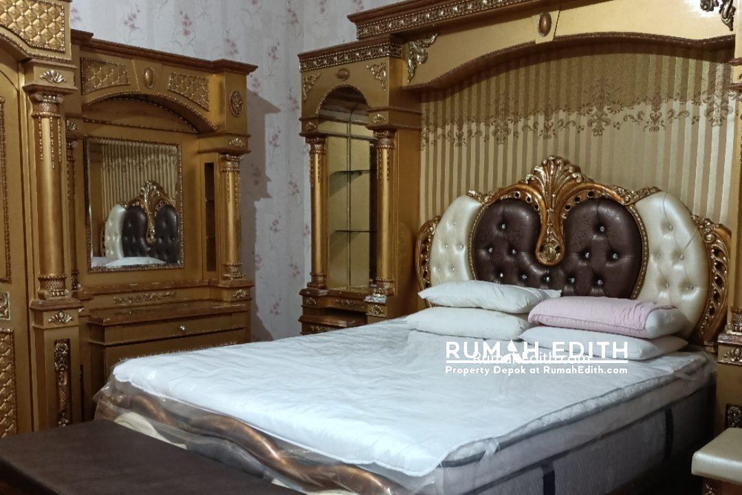 Dijual Rumah Full Furnished dalam komplek perumahan Kavling DPRD rumah edith 6