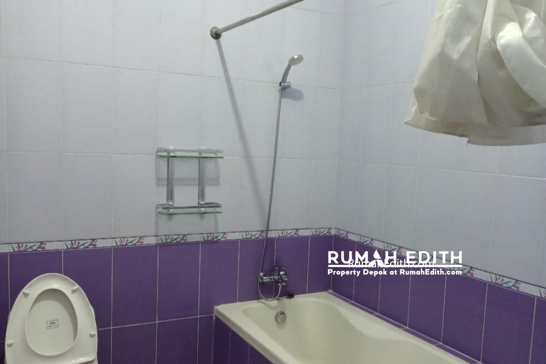 Dijual Rumah Full Furnished dalam komplek perumahan Kavling DPRD rumah edith 7
