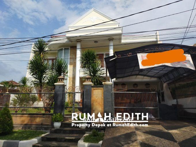 Dijual Rumah Perumahan Elit Kavling Marinir Pondok Kelapa 12 M rumah edith