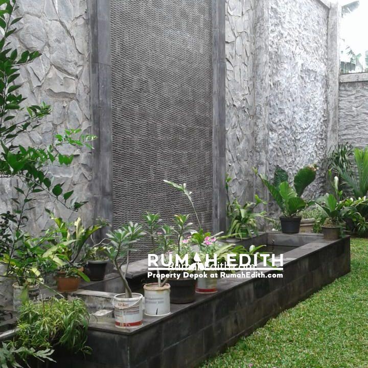 Dijual Rumah Second 2 unit di Limo Depok 17 M dalam 1 area ada kolam renang 11
