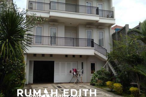 Dijual Rumah Second 2 unit di Limo Depok 17 M dalam 1 area ada kolam renang 14