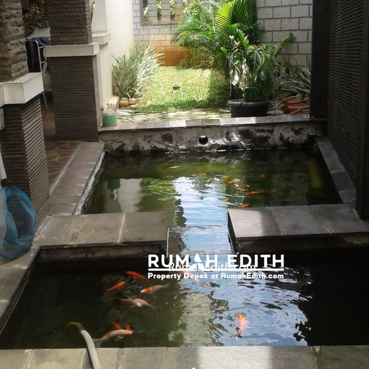 Dijual Rumah Second 2 unit di Limo Depok 17 M dalam 1 area ada kolam renang 5