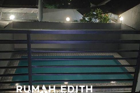 Dijual Rumah Second di grogol Limo Depok 2.7 M ada kolam renang 15