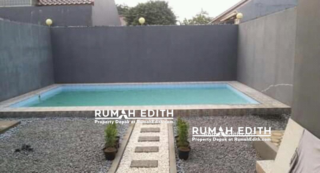 Dijual Rumah Second di grogol Limo Depok 2.7 M ada kolam renang 16