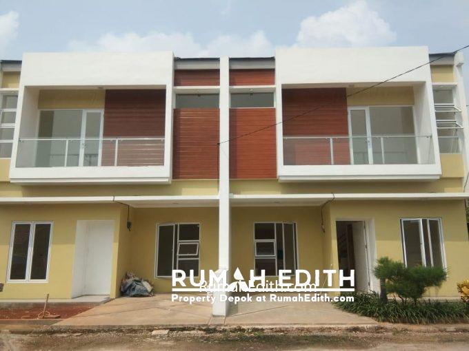 Dijual Rumah cluster di Meruyung, Cinere. 2 lantai 800 juta'an rumah edith