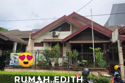 Dijual Rumah second di Pesona Depok Estate, strategis pusat kota Depok. 2,65 M 1
