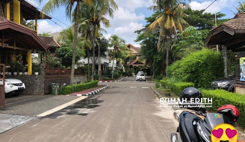 Dijual Rumah second di Pesona Depok Estate, strategis pusat kota Depok. 2,65 M 2