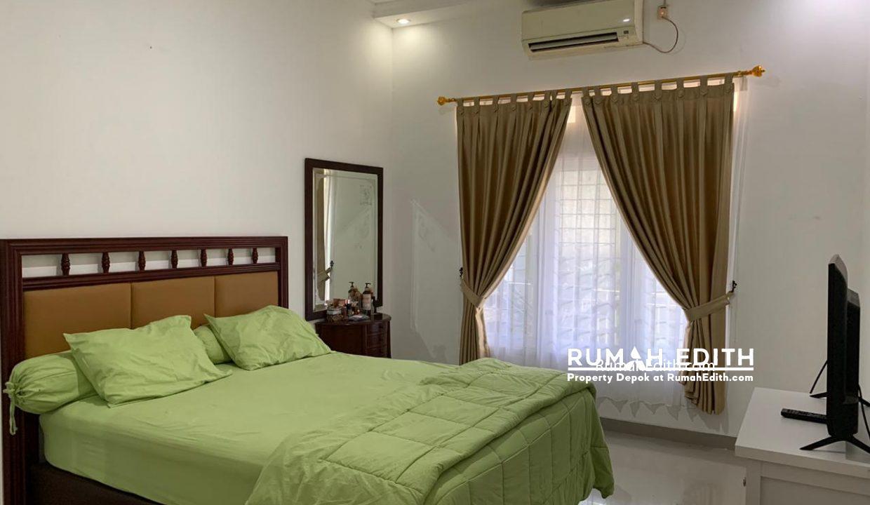 Dijual Rumah second siap huni di Mampang Depok. 1,8 M rumah edith 1