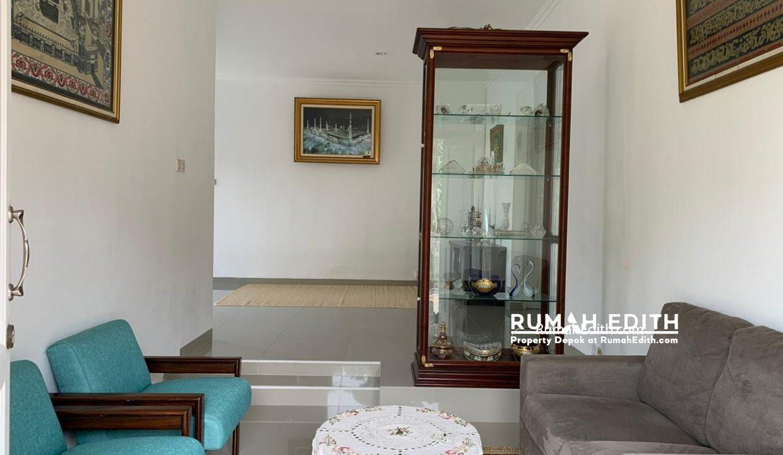 Dijual Rumah second siap huni di Mampang Depok. 1,8 M rumah edith 11