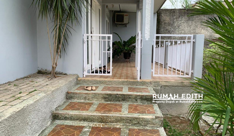 Dijual Rumah second siap huni di Mampang Depok. 1,8 M rumah edith 14