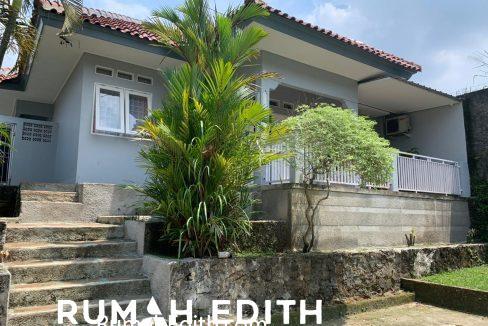 Dijual Rumah second siap huni di Mampang Depok. 1,8 M rumah edith 15